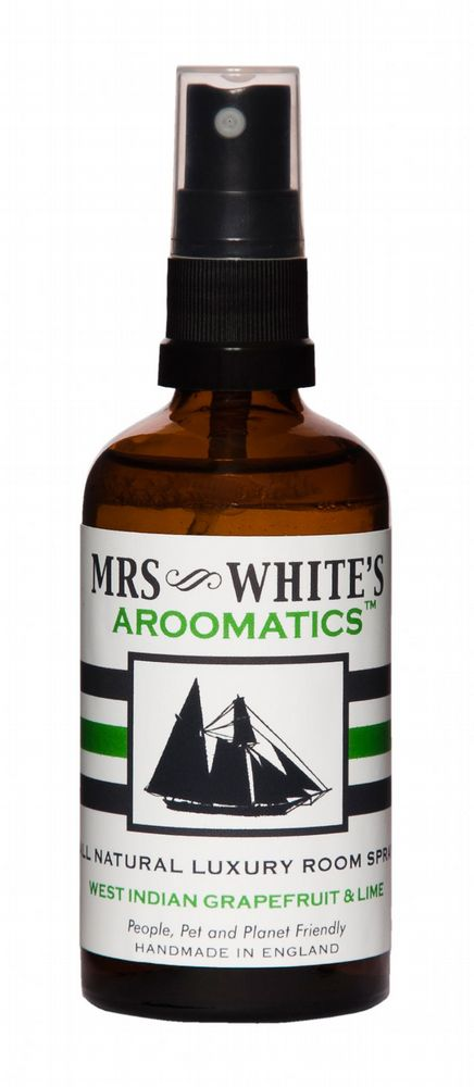 Mrs White's - Aroomatics (Room Spray) 100ml